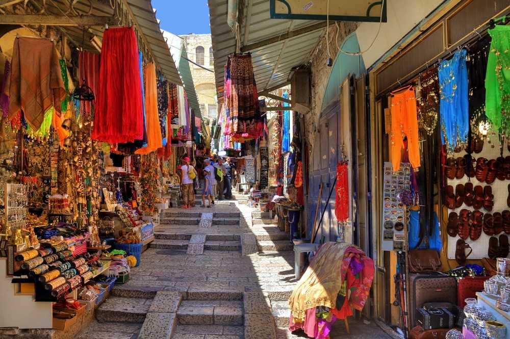 Eski Kudüs Çarşısı